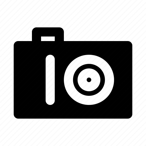 camara, devices, electronics, products, semipro, technology icon