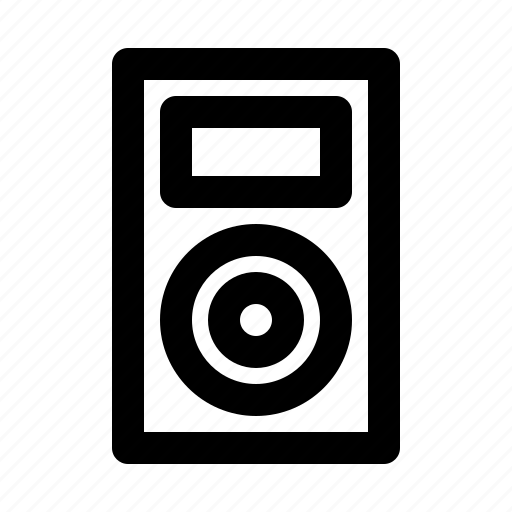 devices, electronics, ipod, products, technology, walkman icon