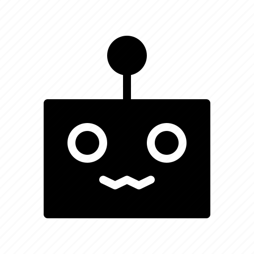automation, devices, electronics, products, robot, technology icon
