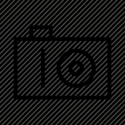 camara, devices, electronics, products, semipro, technology icon