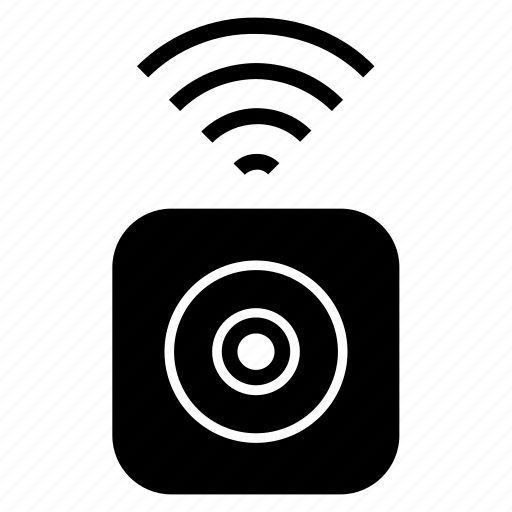 camera, consumer, electronics, gadget, security, smart, wireless icon
