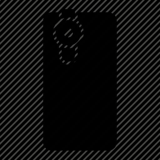 camera, clamp, consumer, electronics, gadget, lens, smartphone icon
