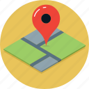 address, location, location map, map, map marker, pin icon