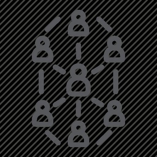 Communication, community, internet, network, social, website icon - Download on Iconfinder
