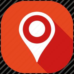 address, hour, internet, message, navigation, social media, social network icon