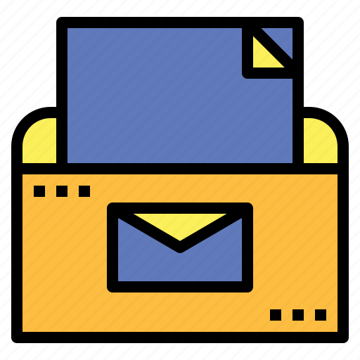 communications, email, envelope, mail, mails, message icon