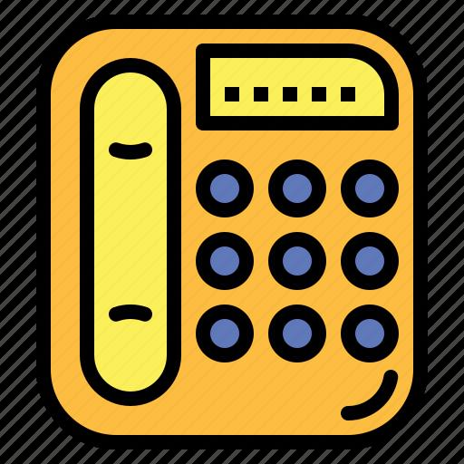 call, communications, conversation, phone, technology, telephone icon