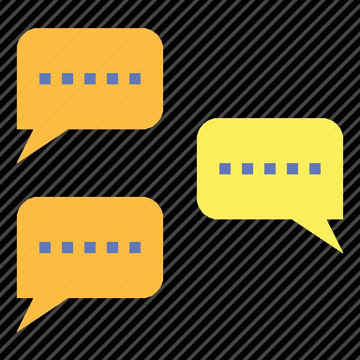 bubble, chat, communication, communications, conversation, multimedia, speech icon