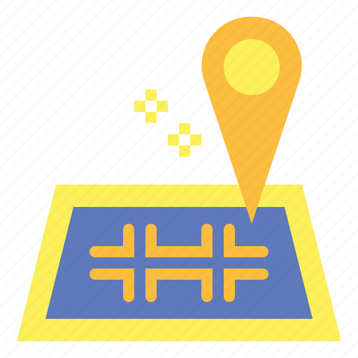 location, map, pin, placeholder, signs icon