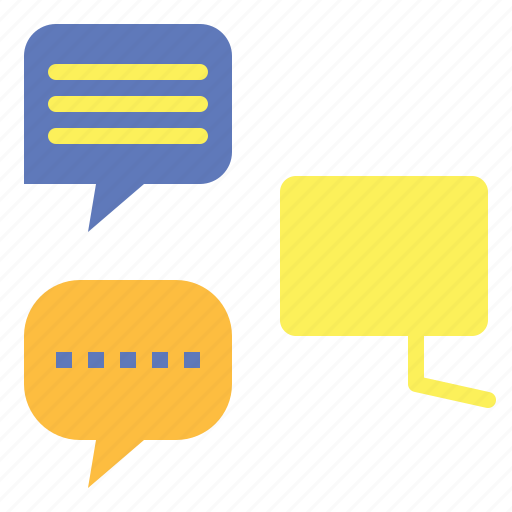 Balloon, bubble, chat, communication, multimedia, speech icon - Download on Iconfinder