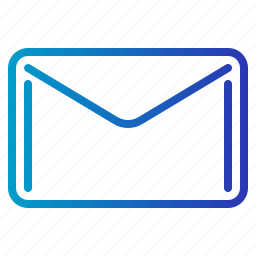 communications, contact, email, envelope, letter, mail, message icon
