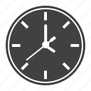 alarm, clock, hour, second, time, timer, watch icon