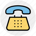 call, communication, contact, device, phone, receiver, telephone
