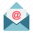 email, envelope, internet, letter, mail, message, send icon