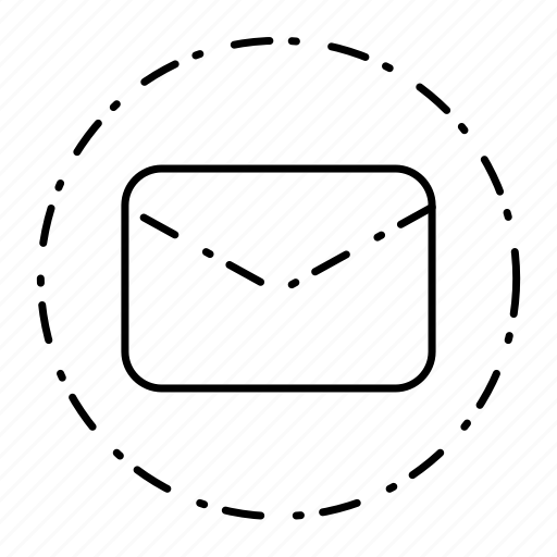 chat, envelope, letter, message icon