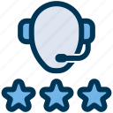 customer, feedback, review icon