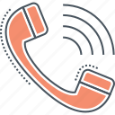 call, calling, phone, phone call icon