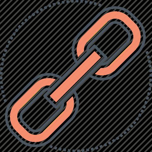 Chain, hyperlink, link, url icon - Download on Iconfinder