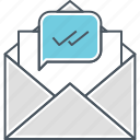 message read icon