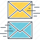 email, messaging icon