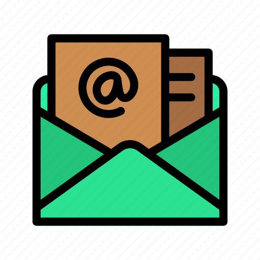 contact, contact us, email, letter, mail icon