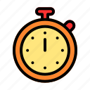clock, contact, hours, stopwatch, time icon