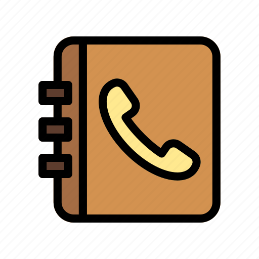 book, contact, contact us, phone, phone book icon