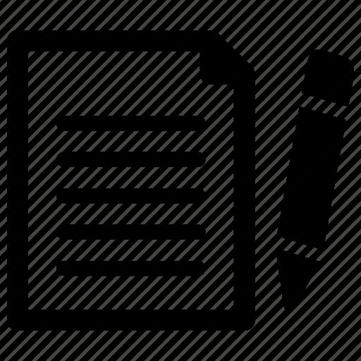 document, feedback, form inquiry icon