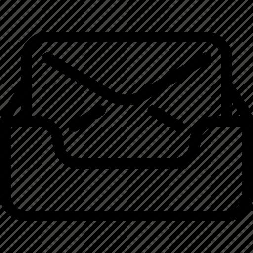 archive, communication, envelope, letter, message icon