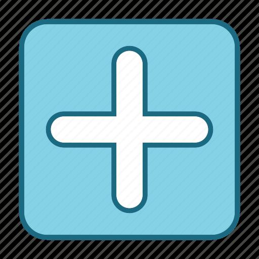 add, box, content, document, seo, text, web icon