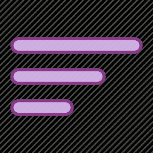 content, document, seo, sort, text, web icon