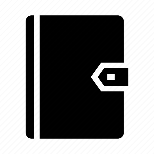 book, diary, knowledge, school icon