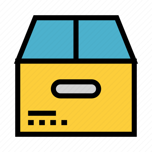 Box, delivery, package, parcel, present icon - Download on Iconfinder