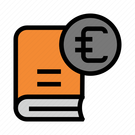 Book, cash, curency, money, reading icon - Download on Iconfinder