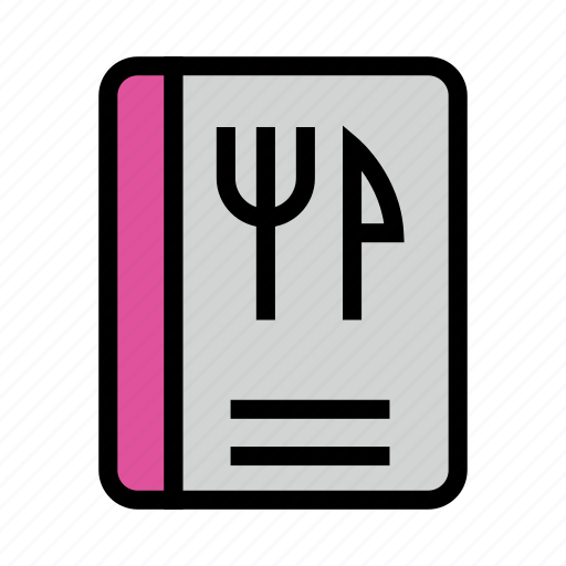 Book, content, hotel, reading, resturant icon - Download on Iconfinder