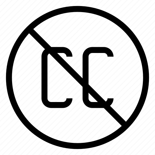 banned, block, copyright, education, reading icon
