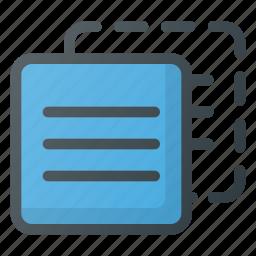 content, copywriting, duplicate icon