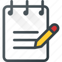 clipboard, content, copywriting, document, write