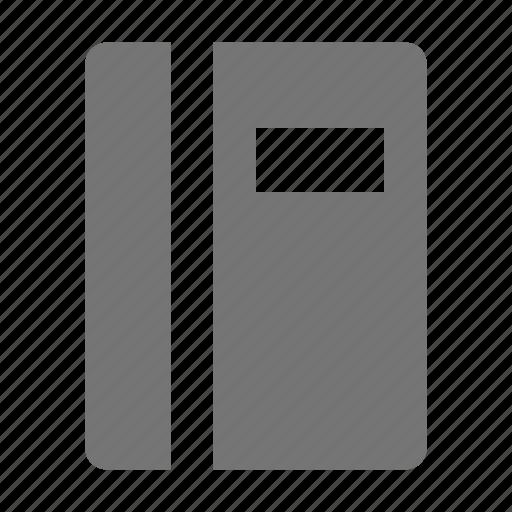 book, content icon