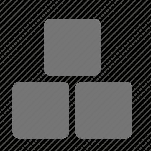 content, modules icon