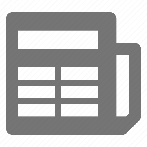 content, document, newspaper, text icon