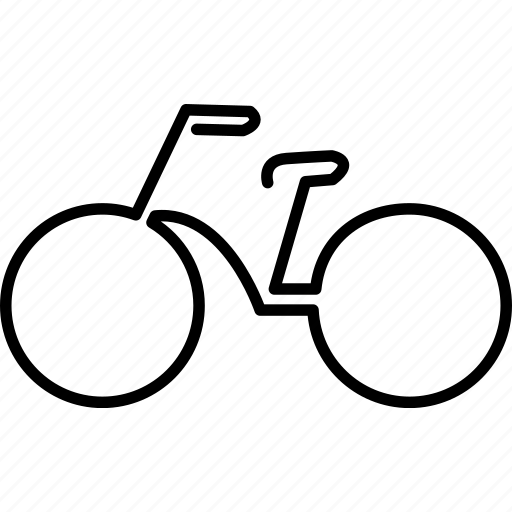 bicycle, bike, cycle, transport, transportation, travel icon