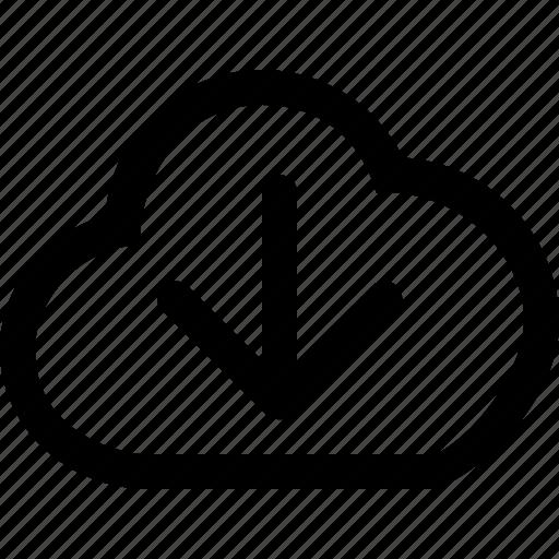 arrow, audio, configuration, control, download, options, volume icon