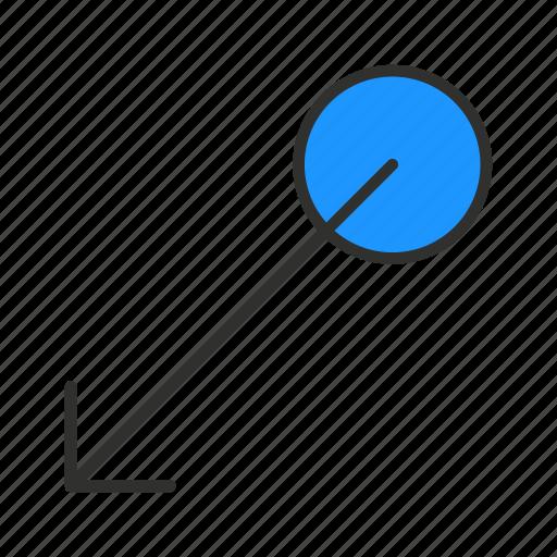 arrows, drag, move, new tab icon