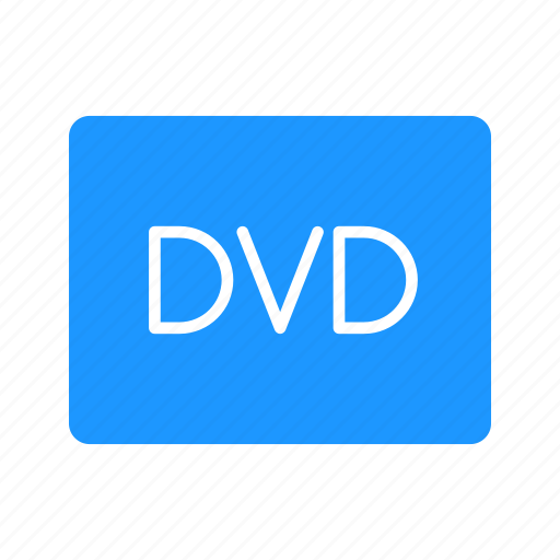 digital video disc, dvd, movie, video icon