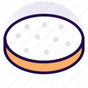 bakery, biscuit, cookie, cookies, food, snack icon