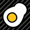 breakfast, egg, food, omelette