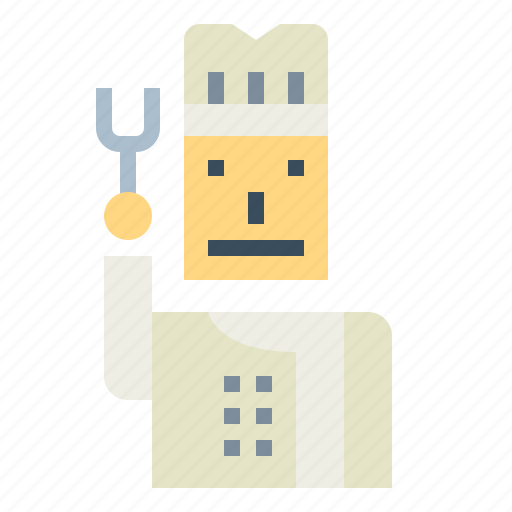 Chef, cook, kitchen, professions icon - Download on Iconfinder