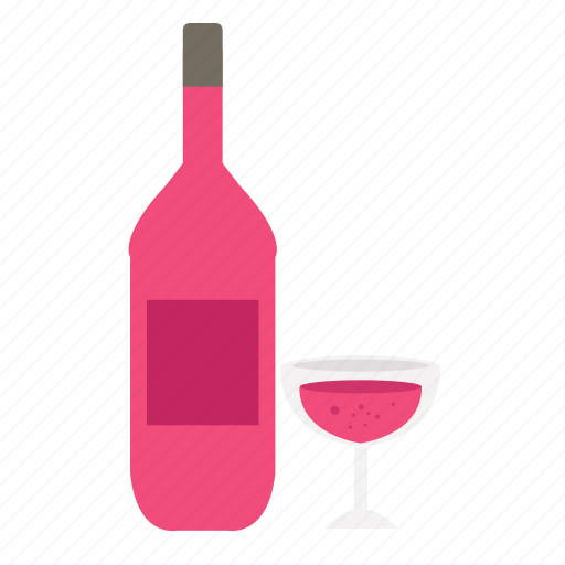 alcohol, cocktail, drink, food, glass, wine icon