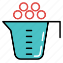 cooking, cup, food, ingredients, kitchen, recipe, restaurant icon